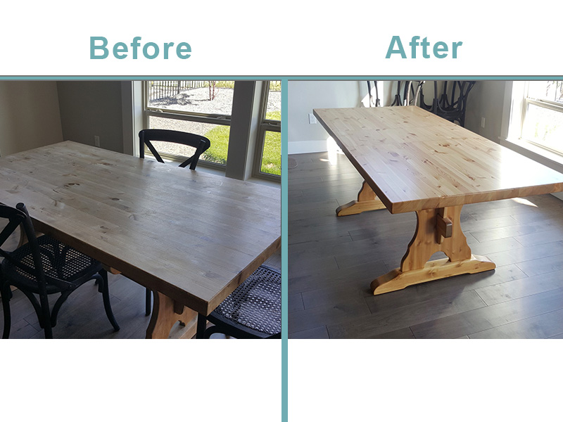 Zen Restoration Boise Idaho Furniture Restoration