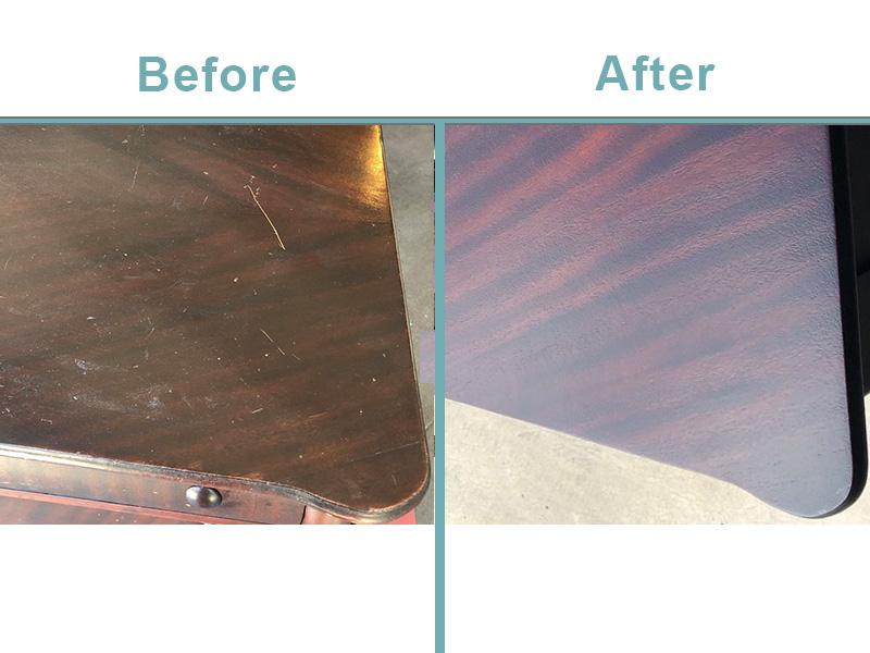 antique dresser restoration boise-idaho