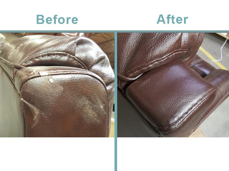 boise idaho vinyl furniture repair - CHAIR
