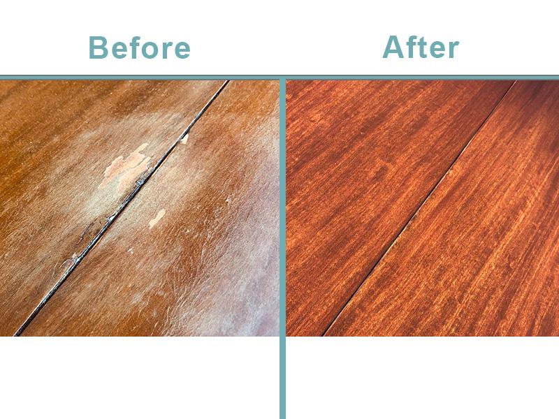 dining table repair boise